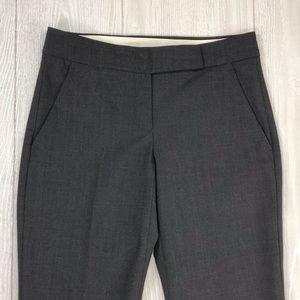 Theory Charcoal Gray Dress Pants